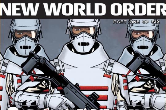The Walking Dead : Le nouvel ordre mondial vient-il d'être introduit dans la série ?