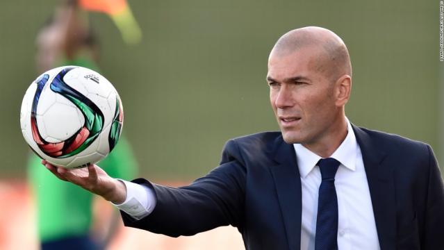 Zinedane Zidane Signs New Contract For Real Madrid - vibe.ng - vibe.ng