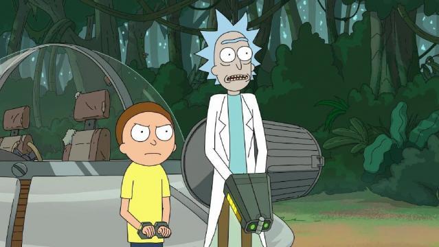 'Rick and Morty' (Image Credit: Adult Swim/YouTube screencap)