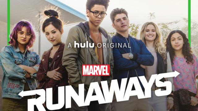 La versione live action di Runaways per la rete on Demand Hulu