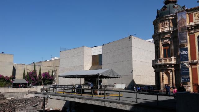 El Museo de sitio del Templo Mayor cumple 30 años.