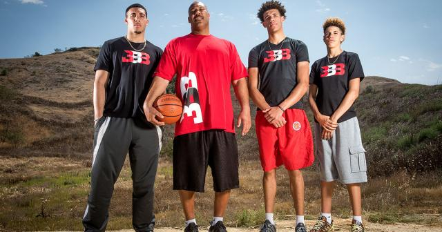 Lonzo, LiAngelo and LaMelo Ball are About to Take Over the ... - slamonline.com