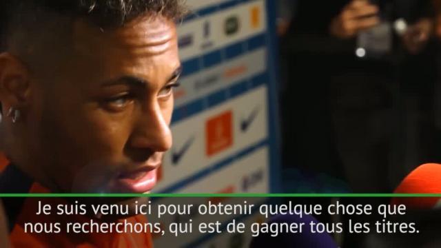 Neymar déjà dans son jardin face à Toulouse - Foot - Ligue 1 - PSG - lequipe.fr