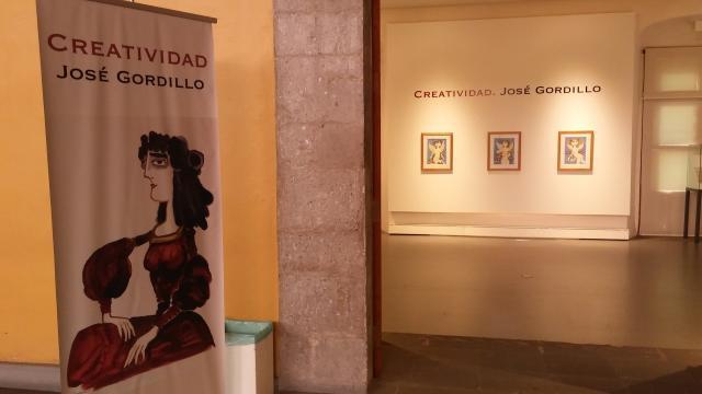 En Creatividad se han montado piezas en honor a José Gordillo.
