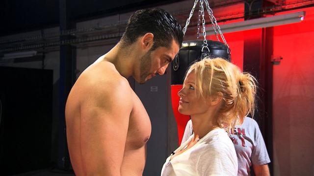 Manuel Charr und Pamela Anderson waren gemeinsam bei Promi Big Brother - promiflash.de