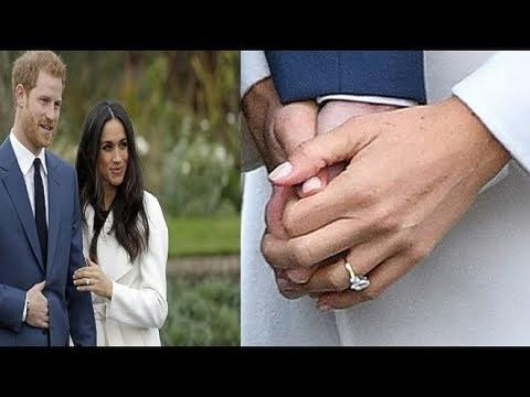Prince Harry and actress Meghan Markle are engaged. - [Image: lovelyt2002/YouTube screenhot]