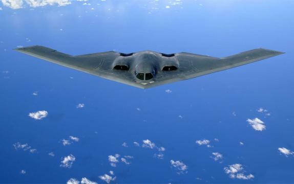 avión experimental Lockheed-Martin's X-33A