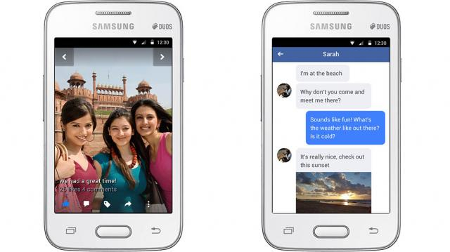 Facebook Lite arriva in Italia, solo per Android - Wired - wired.it