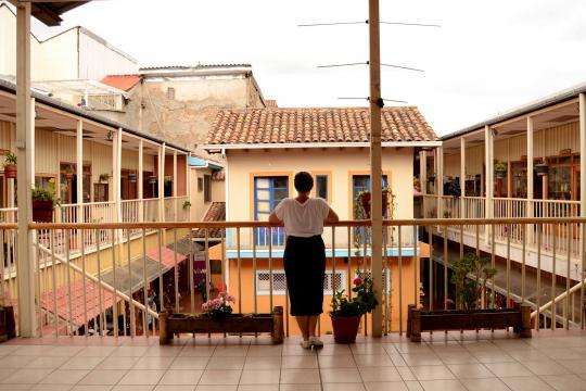 Cuenca, Ecuador (foto: Alicia Sansalvador)
