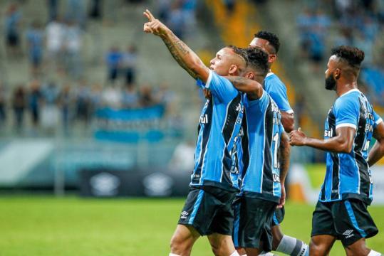 Grêmio está pronto para a final