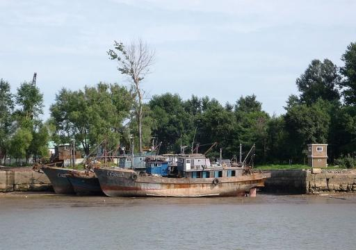 North Korean boats (Image credit – Suikotei, Wikimedia Commons)