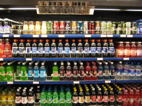 Sugary Drinks will no longer be taxed - image - CCO | Wikimedia Commons