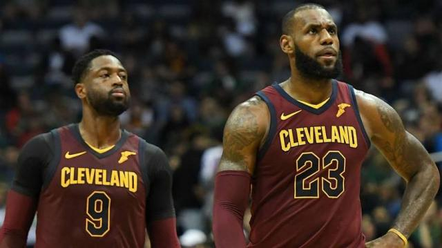 Cleveland Cavaliers are ready for another change