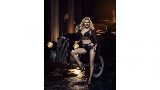 Elsa Pataky es por cuarto año consecutivo la imagen del fashion film de Women'secret