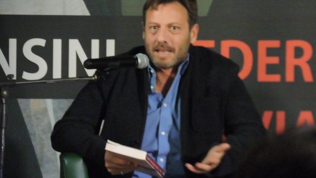 Giacomo Gensini, coautore del libro Dove tutto è a metà