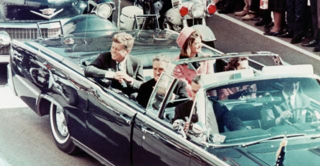 kennedys-in-dallas-motorcade - John F. Kennedy Pictures - John F ... - history.com