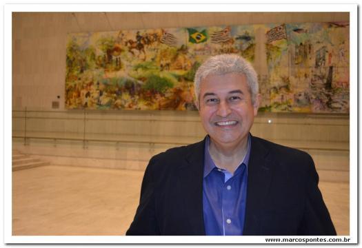 Marcos Pontes participa de atividades e homenagens pela Missão Centenário