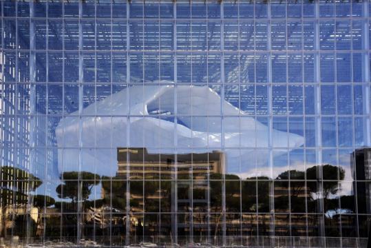 Nuvola di Fuksas inaugurata all'EUR - Officine DASA - officinedasa.it