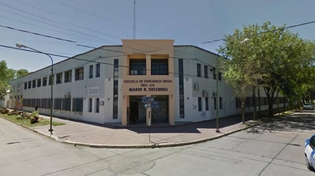 Escuela Nro. 426 Mario R. Vecchioli (Google Maps)