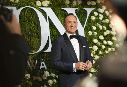 Kevin Spacey Tony Awards June 2017 - billboard.com