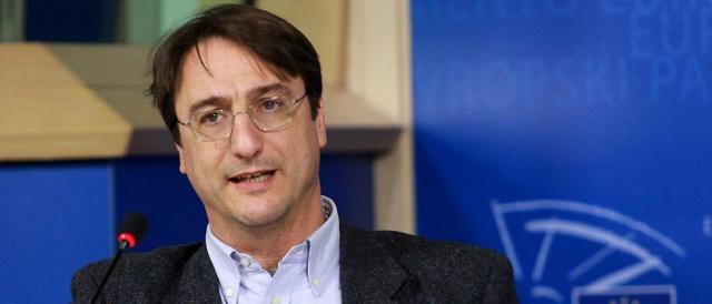 Claudio Fava, candidato presidente della Regione Siciliana, ha riunito la sinistra nella lista 'Cento Passi per la Sicilia'