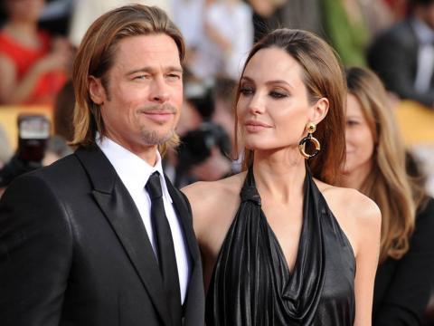 Angelina Jolie and Brad Pitt : Actors and activists - TODAY.com - today.com