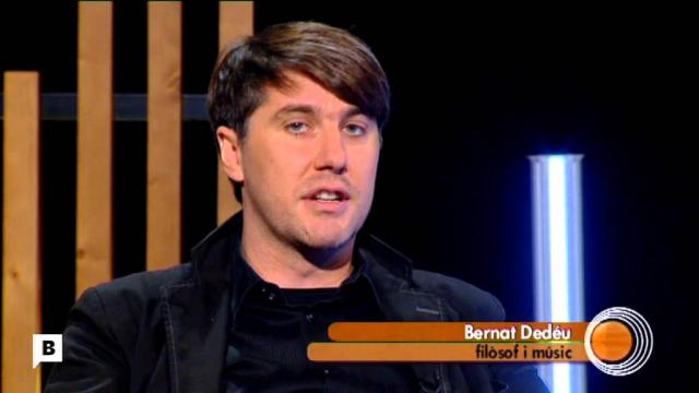 Bernat Dedéu, tertuliano de Espejo Público, La Sexta Noche, Al Rojo Vivo y TV3