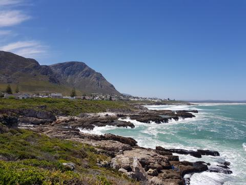 Hermanus. The Whale Coast, South Africa - Photographer SMGuthrie