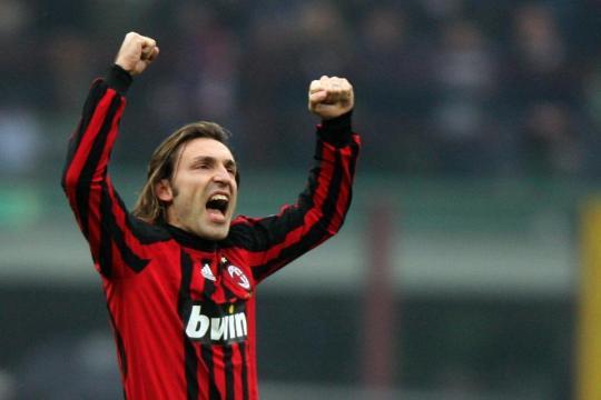 Le joueur de 38 a connu ses plus belles années à l'AC Milan