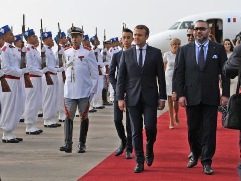 Au Maroc, le roi et Macron se régalent - Libération - liberation.fr