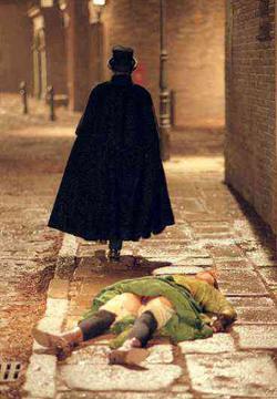 Cena do Filme 'From Hell' de 2001