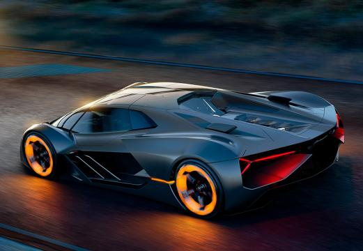 Lamborghini and MIT Look to the Electric Future with the Terzo ... - theawesomer.com