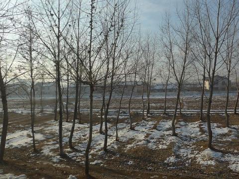 Pyongyang - Kaesong Highway, North Korea (Image credit – Yoni Rubin, Wikimedia Commons)