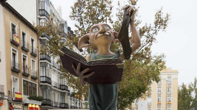 CINE SE ESTRENA ANTENA 3 TV | Las esculturas de 'Harry Potter: The ... - antena3.com