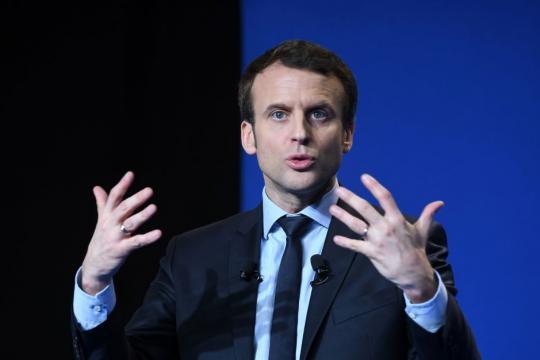 Emmanuel Macron: Je poursuivrai l'objectif de l'éradication de ... - majalla.com
