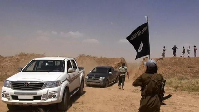 La ville syrienne d'al-Qaryatayn tombe dans le giron du groupe EI ... - rfi.fr