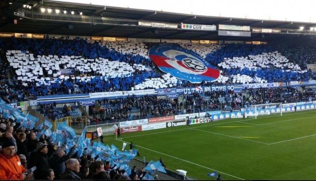 Ligue 2 : Tous les scores des rencontres de la 38e et dernière journée - butfootballclub.fr