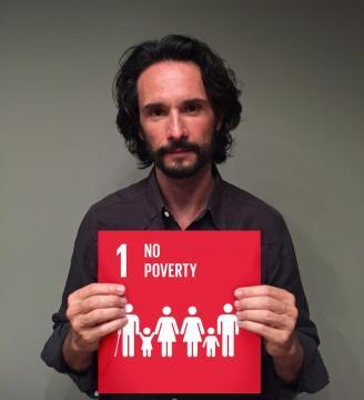 Foto original para a campanha da ONU