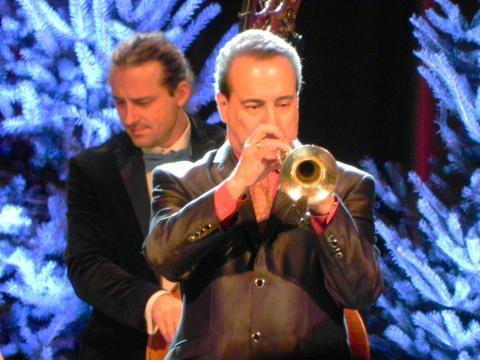 Gary Guthman i Paweł Pańta (fot. Krzysztof Krzak)
