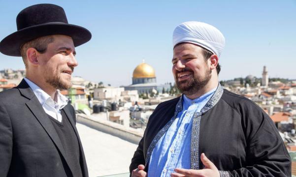 Jerusalem - die Stadt, die alle 3 Weltreligionen verbindet.