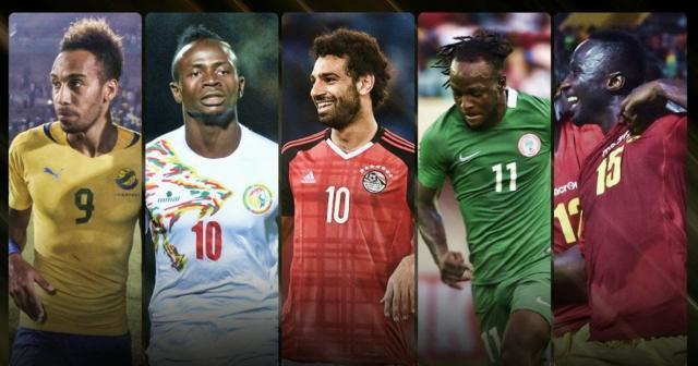 Joueur africain BBC 2017 : Les cinq nominés connus | SUNU FOOT - snfoot.tk