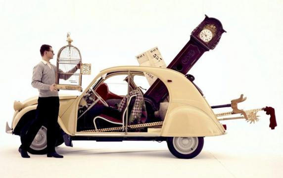 Robusto, versátil, multiusos, un coche que marcó generaciones.