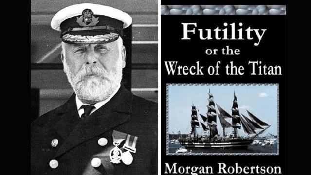 Escalofriante premonición del hundimiento del Titanic | Crónica ... - com.ar