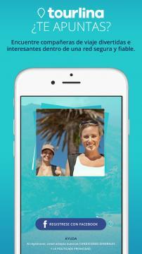La aplicación es ideal para aquellas mujeres que temen viajar solas o en compañía de un hombre (Foto: Tourlina)