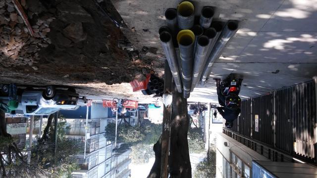 Los nuevos tubos contrastan con la tecnología del cobre.