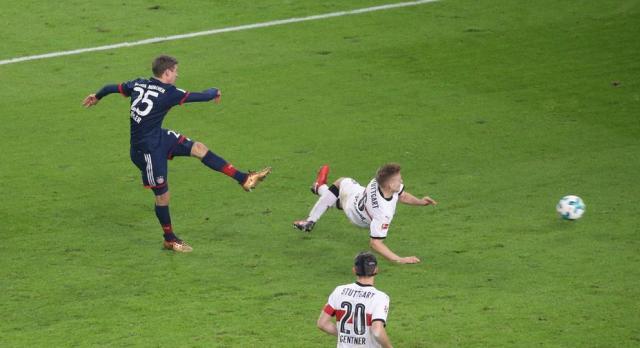 Muller es un motor para el Bayern