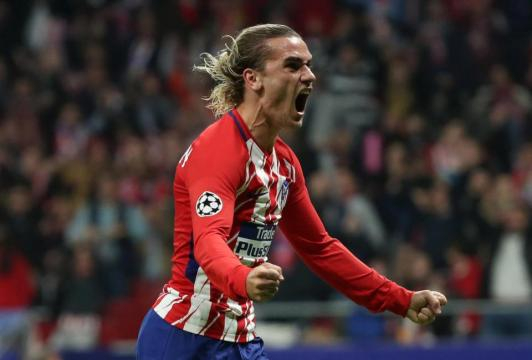 Antoine Griezmann could head to Manchester United in January with ... - thesun.co.uk