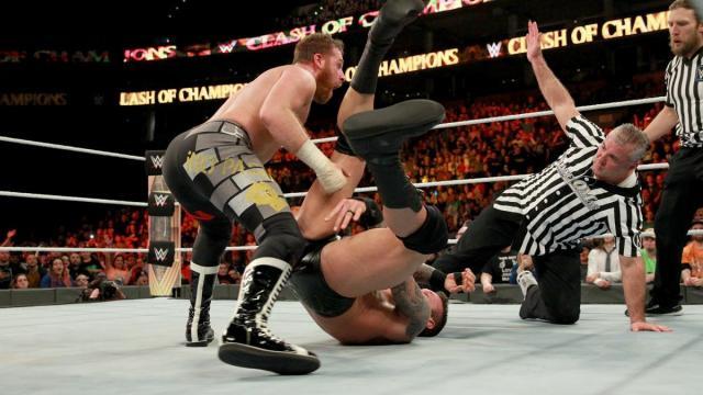 Shane O'Mac sigue teniendo un rol protagónico en SD y eso hace daño a las luchas en el ring. WWE.com.