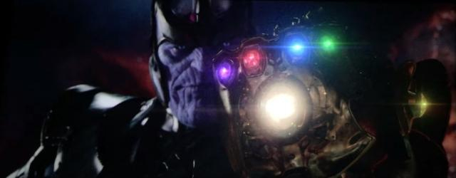 Thanos, villano de la nueva pelicula de Marvel