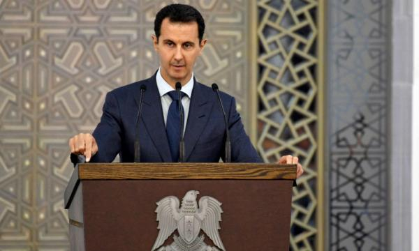 Assad s'en prend à la France l'accusant de « soutien au terrorisme » - bfmtv.com